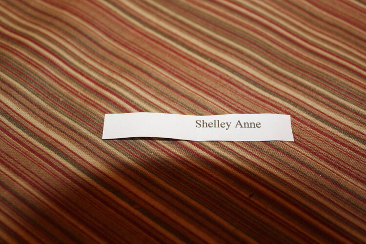 And the Winner is: Shelly_Anne00 !!!!