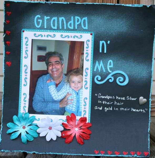 grandpa n me