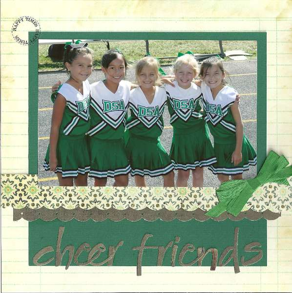 Cheer Friends