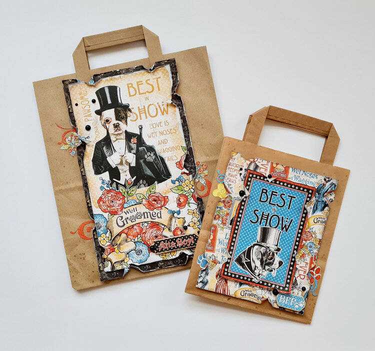 Best in Show gift bags