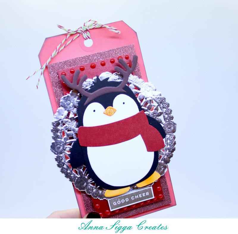 Penguin tag