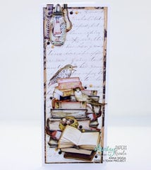Dear Diary - book card