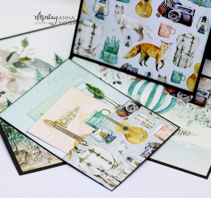 Wilderness Pocket-folder