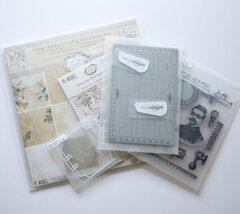 Clear Storage Envelopes