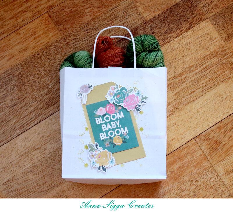 Bloom giftbag