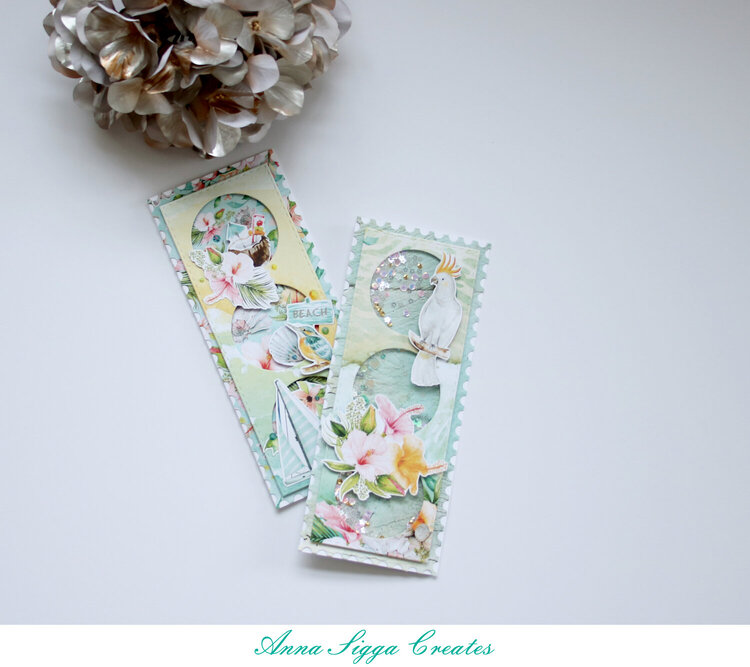 Tropical cards