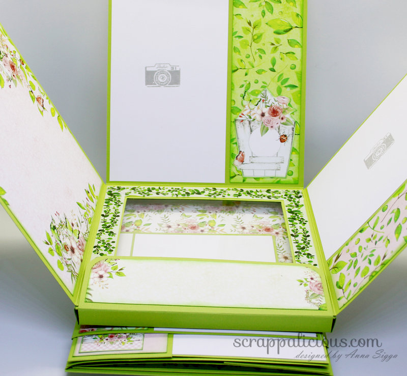 Springtime mini-folio
