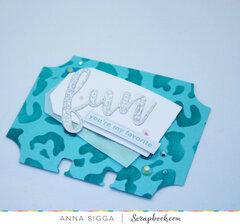 MemoryDex cards - Animal prints
