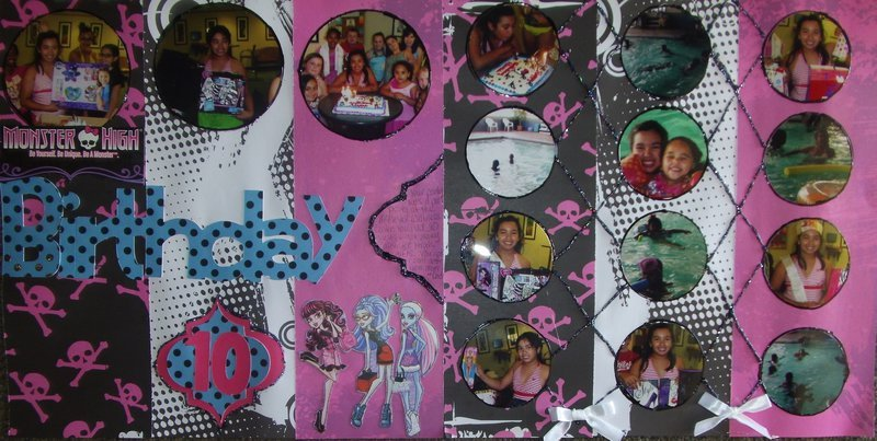 Monster High Birthday 10