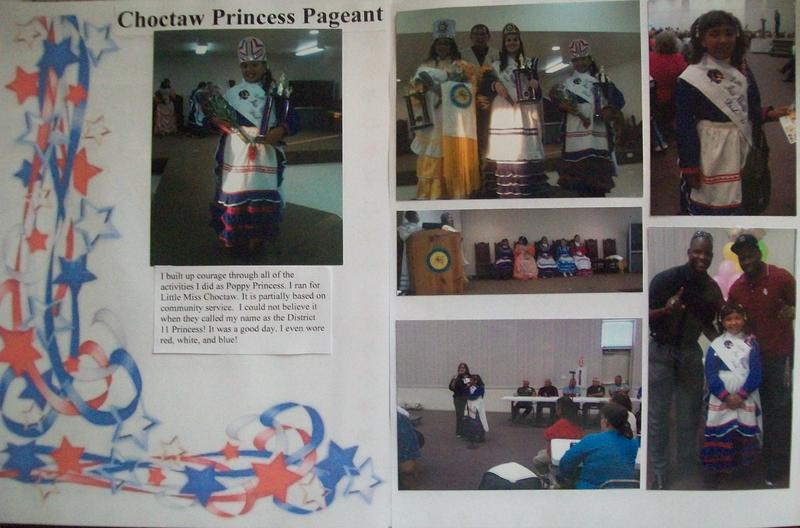 Choctaw Princess Pageant