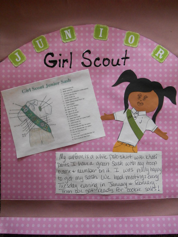 Junior Girl Scout