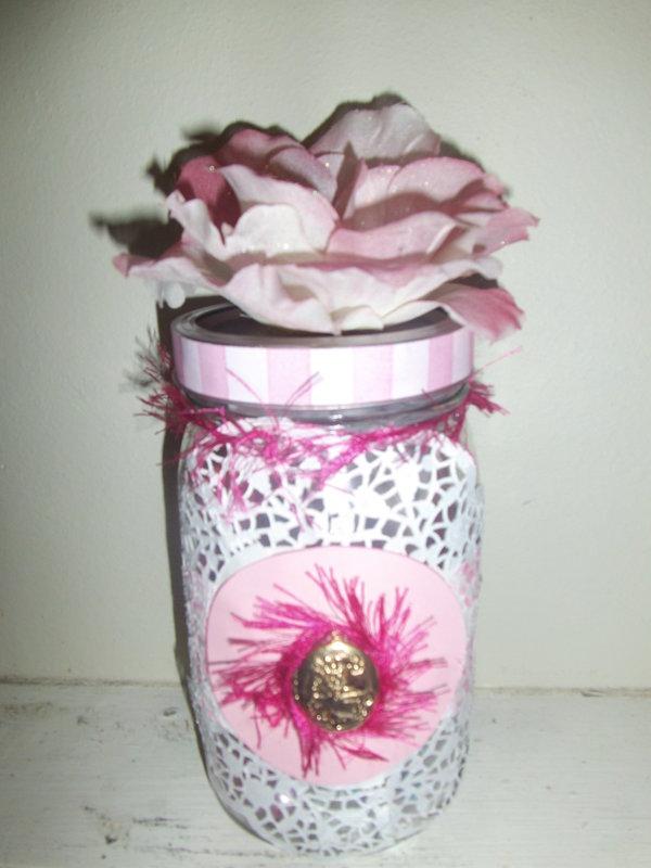 Altered Jar- Girl