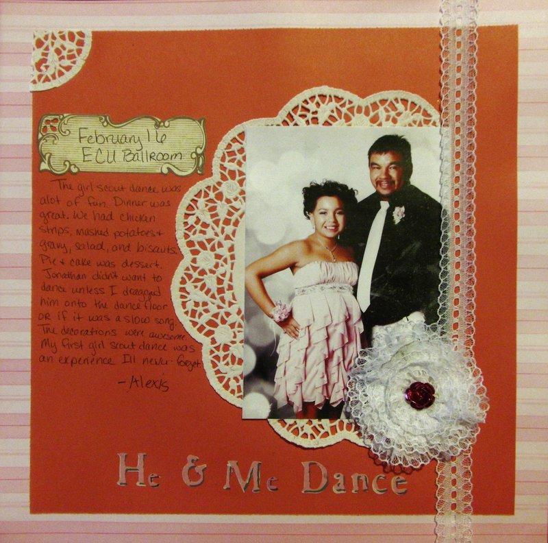 He & Me Dance
