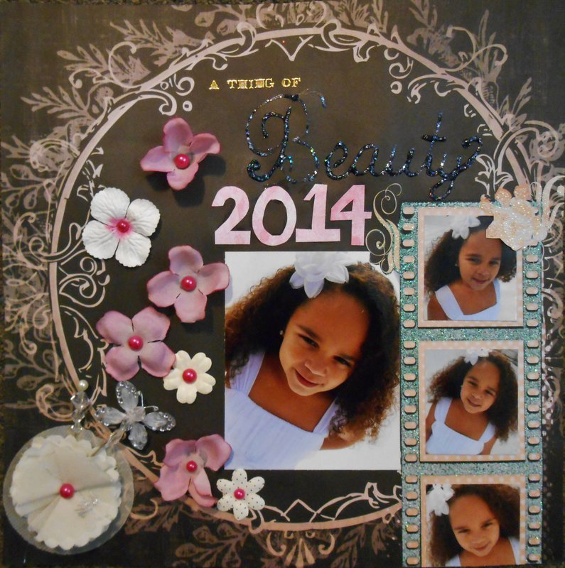 A Thing of Beauty 2014
