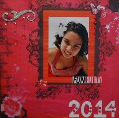 Fun & Flirty 2014