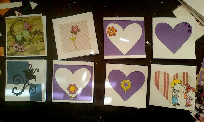 Valentine's Cards 2013