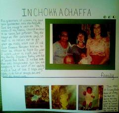 inchokkachaffa (family)