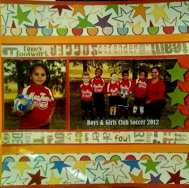 Boys & Girls Club Soccer 2012