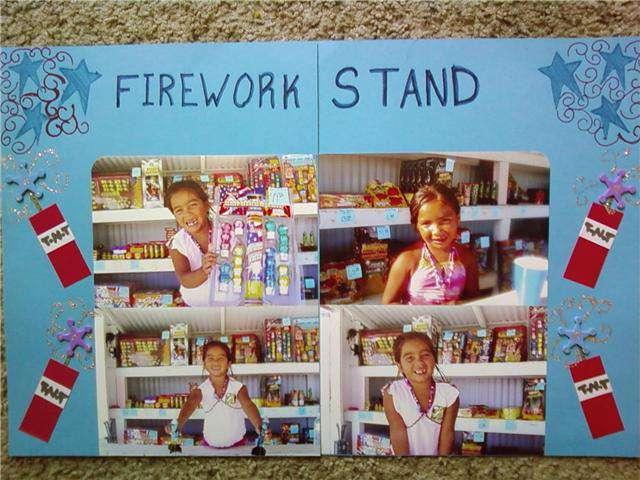Firework Stand 2 pgs