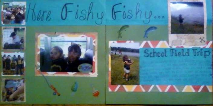 Here Fishy Fishy...