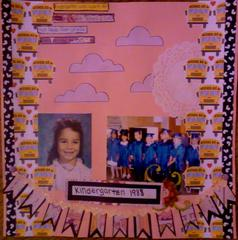 Kindergarten 1988
