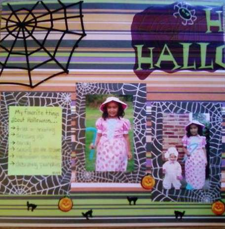 Happy Halloween pg1