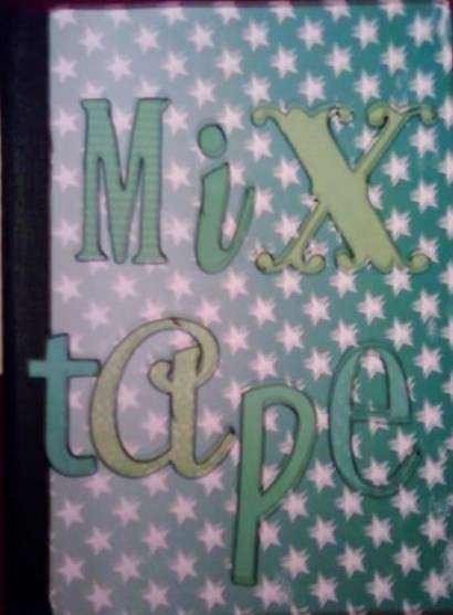 Mix Tape Notebook