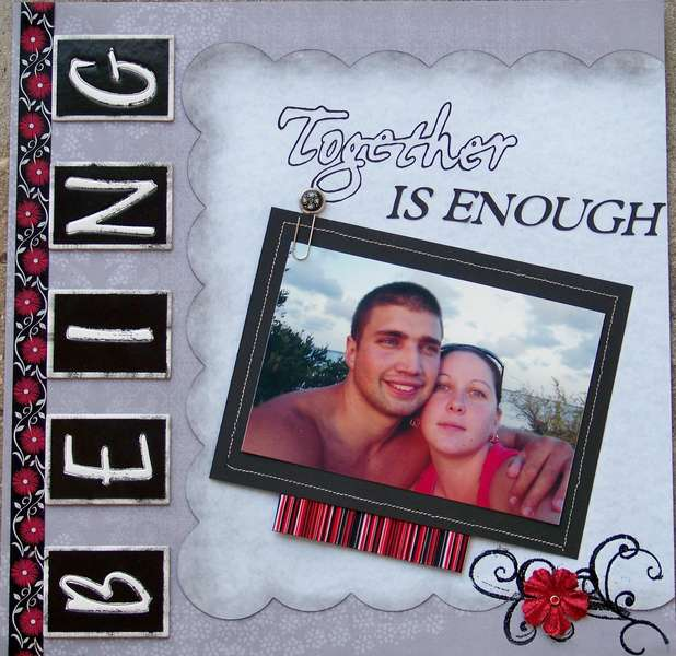 Being Together is Enough