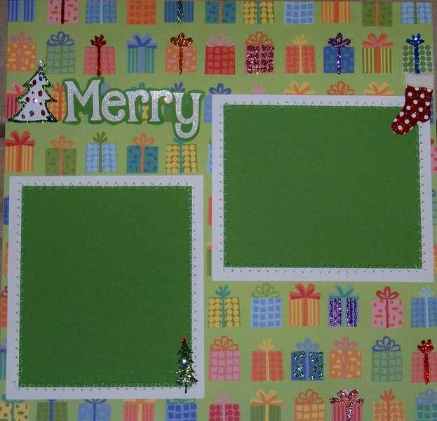 Christmas 2009 page 1