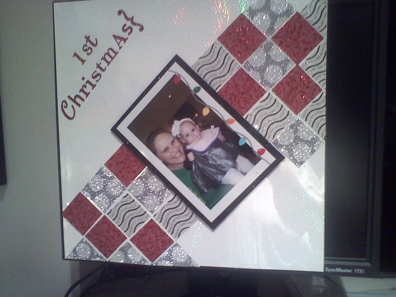 Hannah's First Christmas