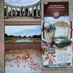 American Cemetery 76/100