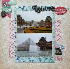 Louvre 177/200