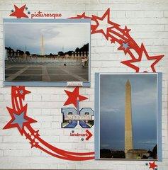 Washington DC Landmark 102/250