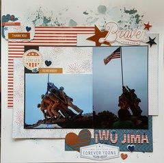 Iwo Jima 120/250