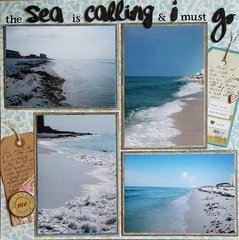 the sea is calling & i must go 153/250