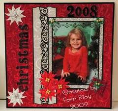 Savannah ~ Christmas, 2008