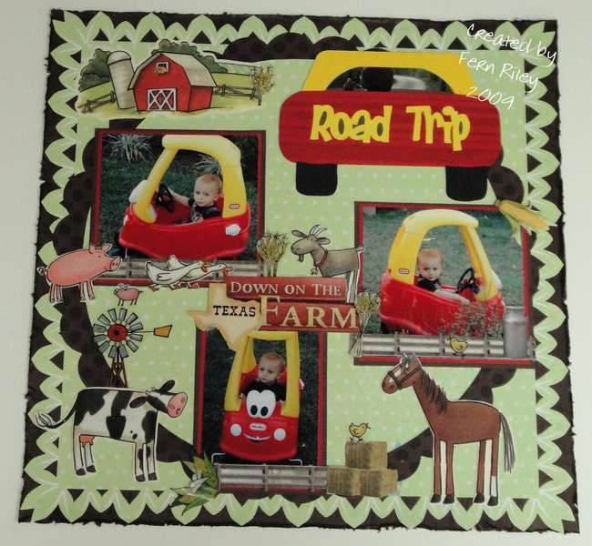 Little Coltens Road Trip