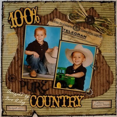 100% Pure Country
