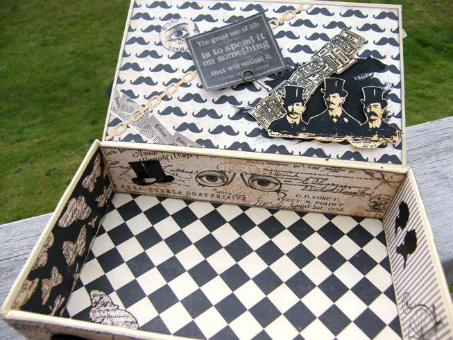 Altered Box - inside