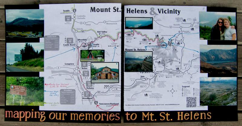 Mapping our memories to Mt. St. Helens 2-pgLO
