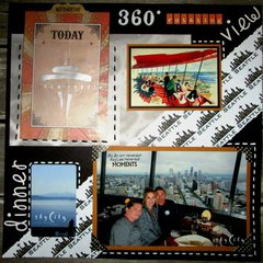 Dinner at the Space Needle page 3