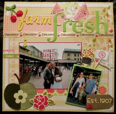 Farm Fresh - Pike Place Market