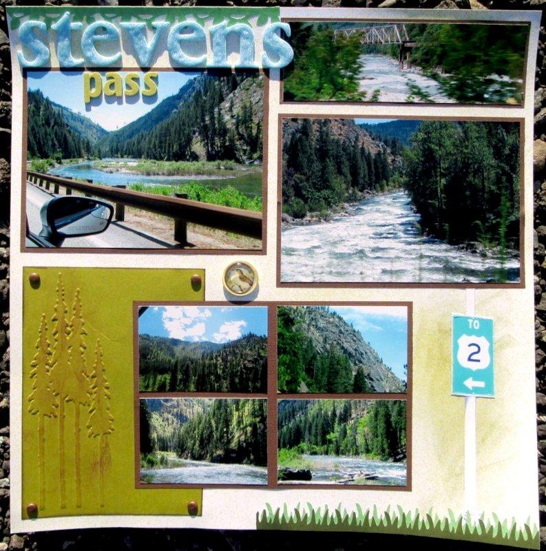 HWY 2 - Stevens Pass