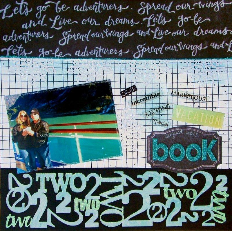 Alaska Cruise - Book 2
