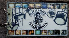 On the set of SOA (Sons of Anarchy)