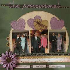 The Processional - Left