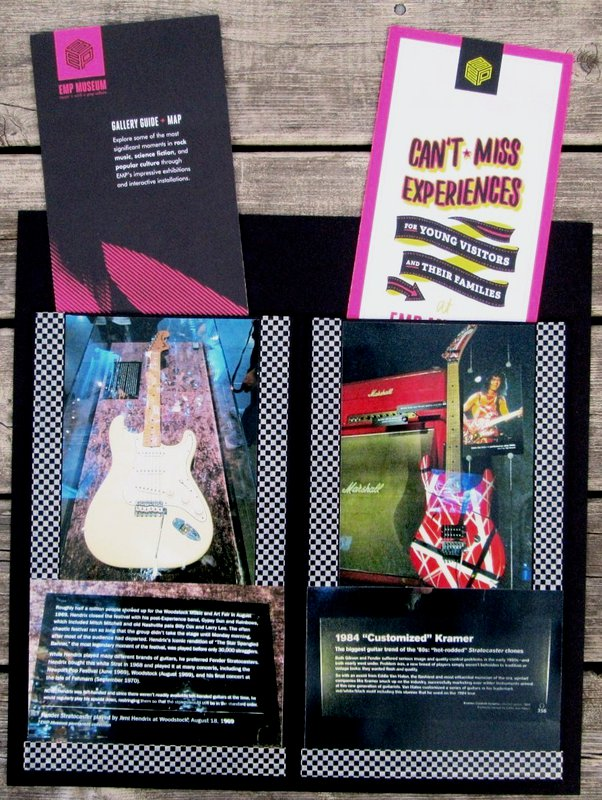 EMP (Experience Music Project) Museum -Left