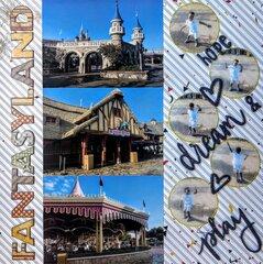 Fantasyland at Disney World