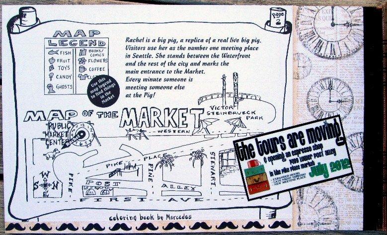 Market Ghost Tour mini album (pg.1)