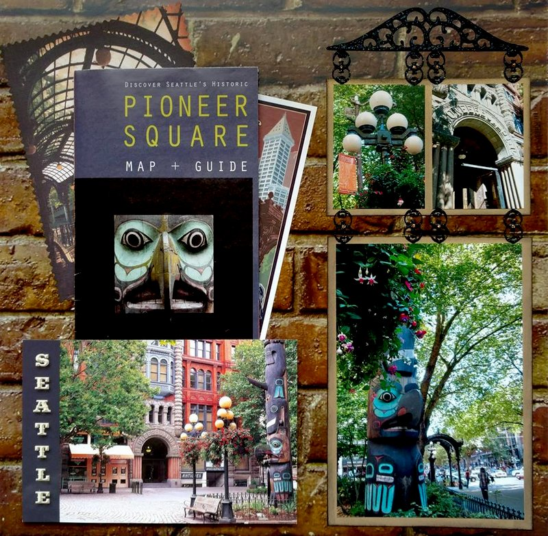 Pioneer Square - Pocket Page